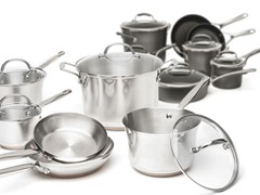 KitchenAid Cookware Set - 2 Styles