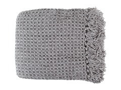 Shenandoah 50x70 Throw-Platinum