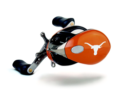 Univ. of Texas Baitcasting Reel