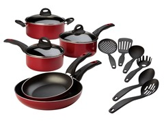 Bialetti Gourmet 14-Piece Cookware Set