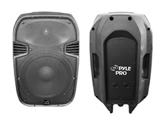 "900 Watt 2-Way 15"" Portable Loudspeaker"