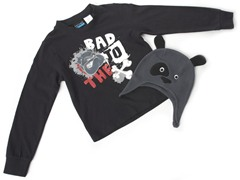 Boys Dog Hat & Tee