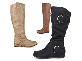 Brinley Co. Boots - Wide Calf Options