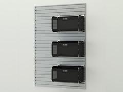 Soft Bin 3-Pack Combo, Silver