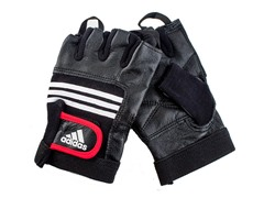 adidas Leather Gloves - Pair