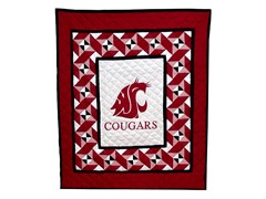 Washington State Quilted Throw