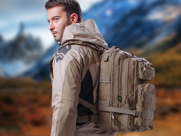 Tactical Backpacks for $14.99