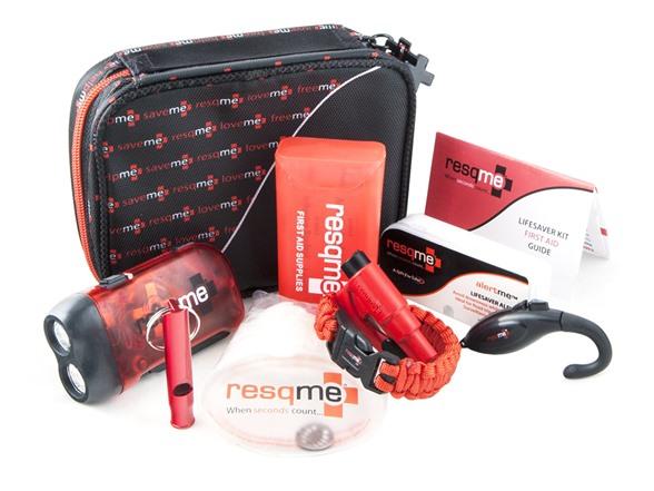 prepareme 57 Pc Lifesaver Kit - The Mini Toold Box HG77760A