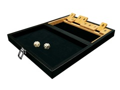 Shut the Box Dice Game Set