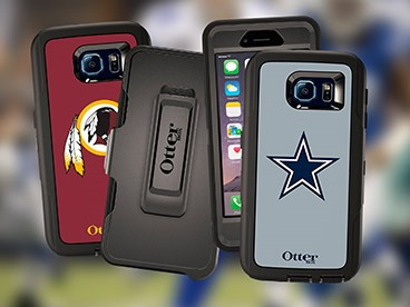 OtterBox NFL Themed Defender Case