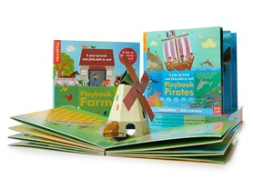 Playbook Farm & Pirate Activity Bundles