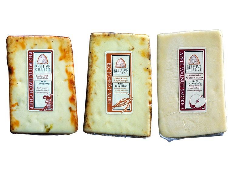 BeeHive Cheese Smoke & Spice Trio (3)