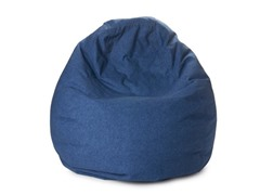 Junior Teardrop Beanbag - Denim