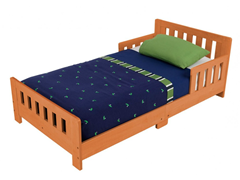 Charleston Toddler Bed- Honey