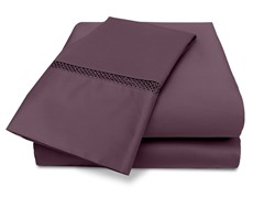 Veratex Princeton 500TC Sheet Set-Mulberry-5 Sizes