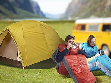 Spring Camping Deals