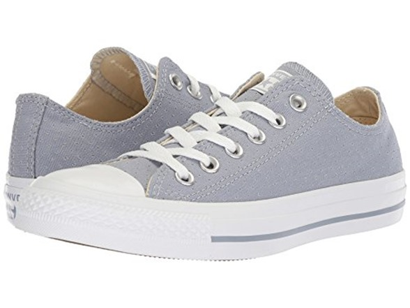 0f1c96e4dfdc5d Converse Women s Chuck Taylor All Star Perforated Canvas Low Top Sneaker