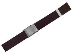 Bottle Cap Web Belts, Brown