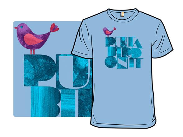Image of Put A Bird On It T Shirt