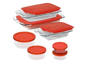 Pyrex Easy Grab 14-Pc Bakeware Set