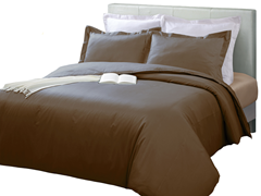 Duvet Cover Set King - 6 Colors