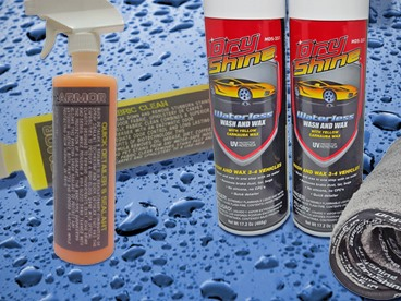 Automotive Cleansing Products