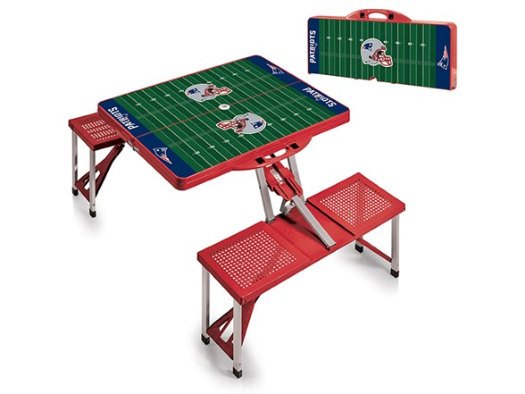 Nfl portable picnic table for Spl table 98 99