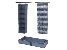 Household Essentials 3PC Closet Set (Your Choice)