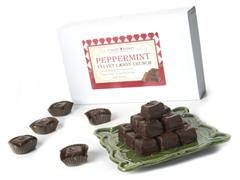 Peppermint Velvet Candy Crunch