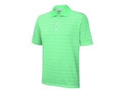 ClimaLite Polo - Striped Mintgreen