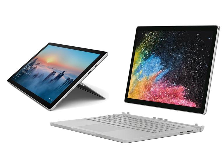 Microsoft Surface Pro 4 & Surface Book