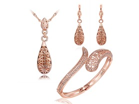 Rose Gold Bohemian Set