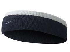Premier Headband - Obsidian/White