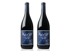 Michael Gill Paso Syrah, The 17.5'er (2)
