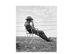 James Dean Seated