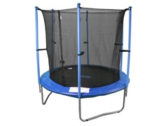 7.5Ft Trampoline & Enclosure