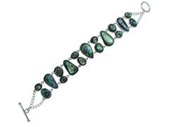 SS Abalone Bracelet