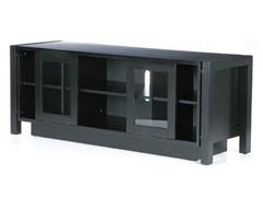 Black TV Stand/ Media Console
