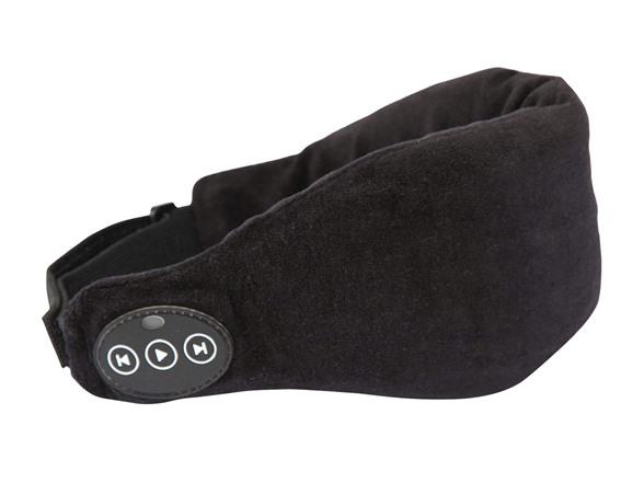 bluetooth sleep headphones eye mask. Black Bedroom Furniture Sets. Home Design Ideas