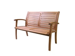 Outdoor Interiors Luxe Eucalyptus Bench