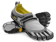 Men's Bikila - Grey/Black (44, 45)
