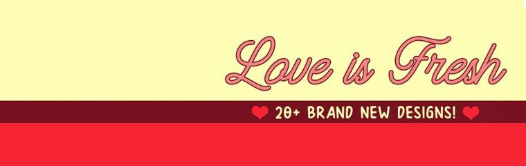 New Valentine's Day Designs