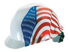 Safety Works V-Gard Hard Hat