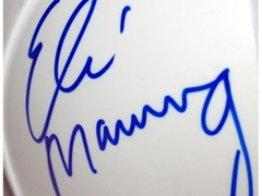 Archie, Eli & Peyton NFL Logo Mini Helm