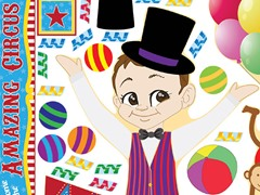 Circus Combo Party Sets