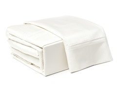 1000TC Sheet Set - Ivory - Queen