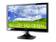"""24"""" 1080p LED Monitor"""