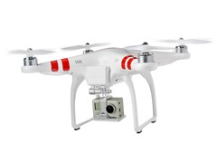 DJI Phantom UAV Drone Quadcopter - V1.1.1