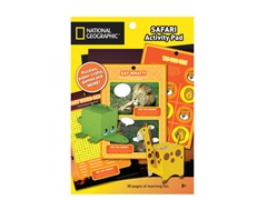 Safari Activity Pad