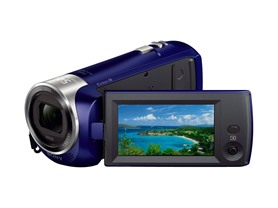 Sony 1080p Camcorder with 27x Optical Zoom